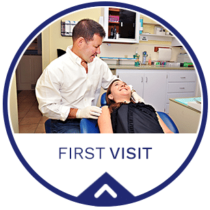 First Visit Button at Bradford Orthodontics in Bradford MA