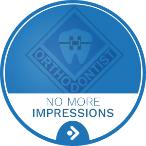No More Impressions Hover at Bradford Orthodontics in Bradford MA