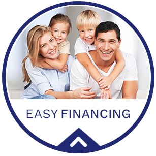Easy Financing Button at Bradford Orthodontics in Bradford MA