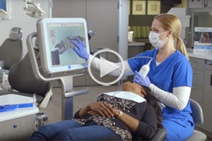 iTero Digital Impressions patient video cover image at Bradford Orthodontics in Bradford MA
